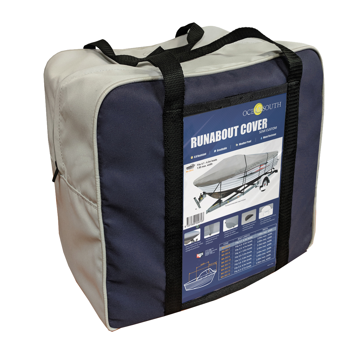 Runabout Cover Bag Box