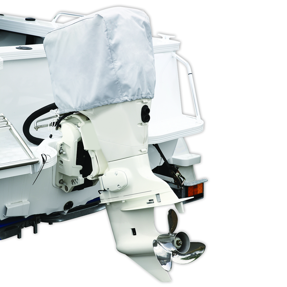 Universal Half Outboard Cover