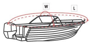 Boat cover instructions