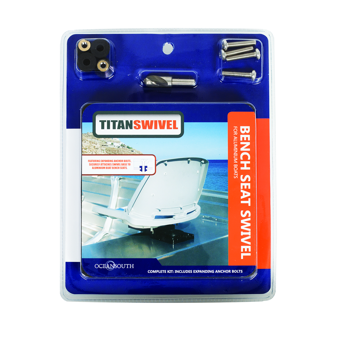Titan Swivel Complete Kit Box