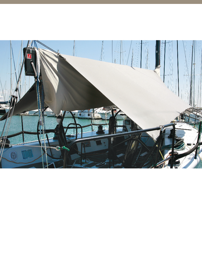 Sailboat Awnings