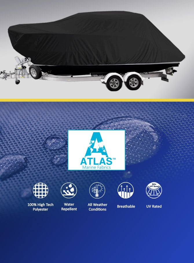 Oceansouth Custom Boat Covers