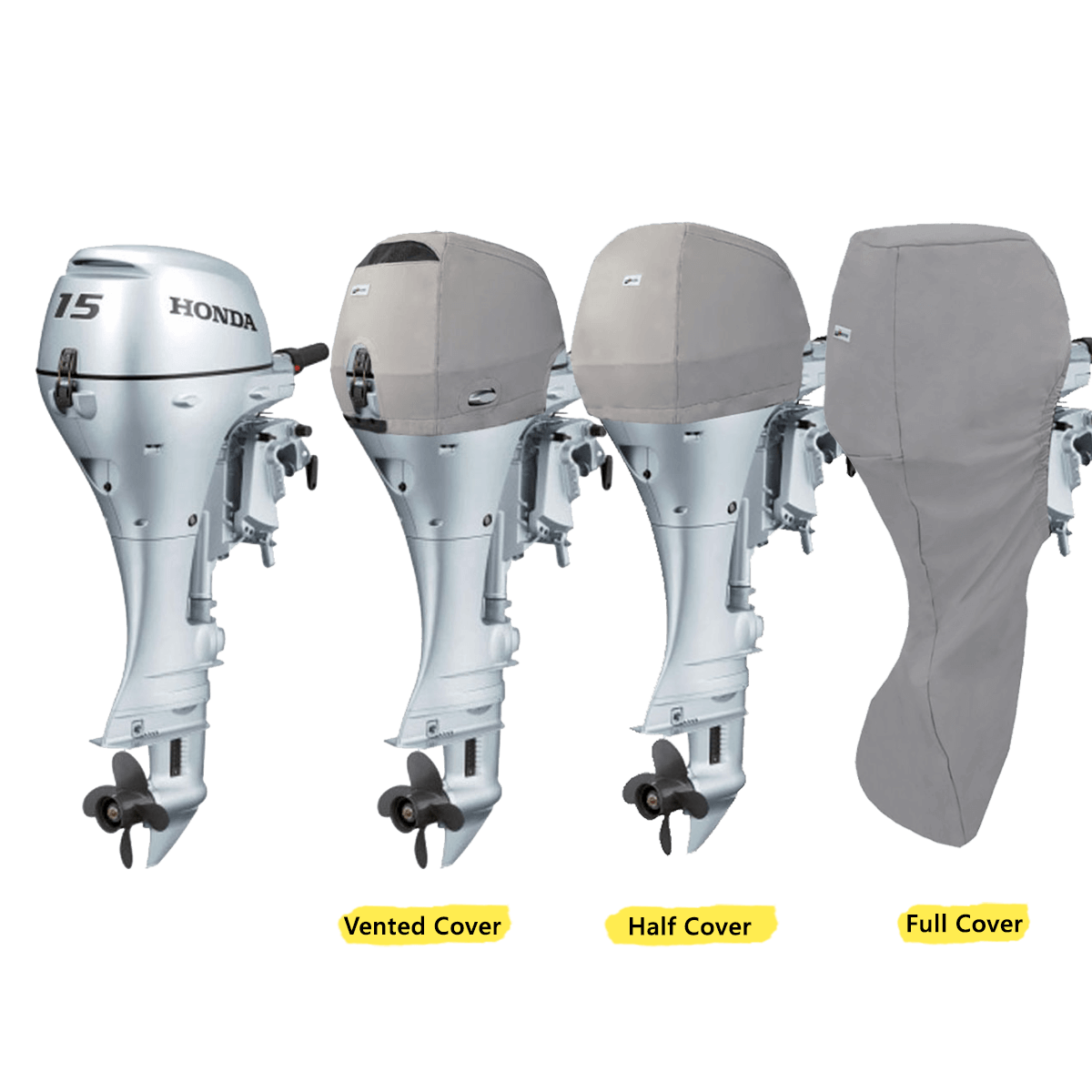 Covers for Honda Outboard Motors