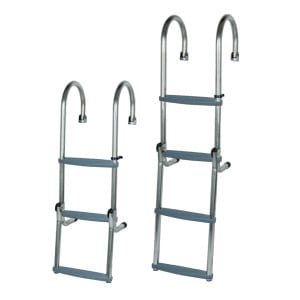 MA036-MA037 menu thumbnail - Stainless Steel Folding Ladder