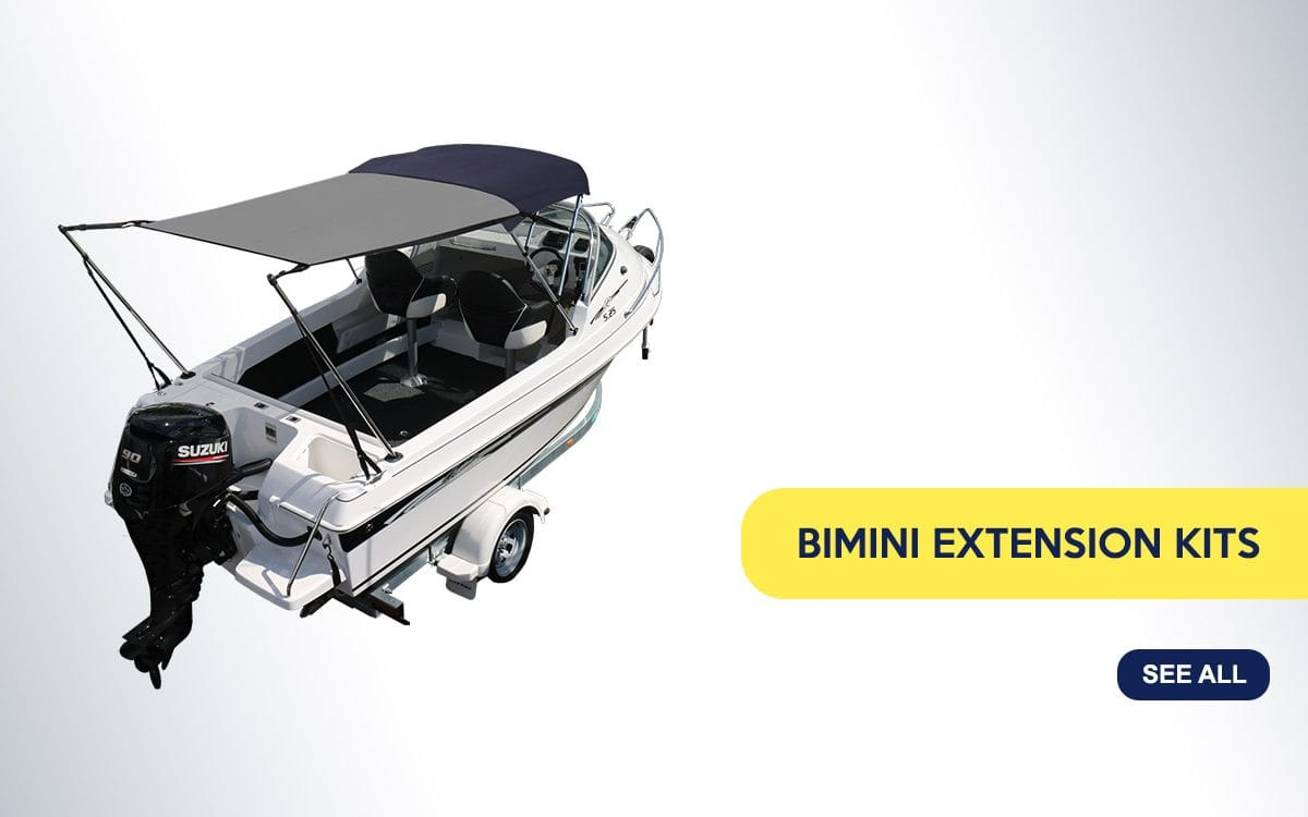 Bimini Extension Kits